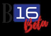 B16 logo