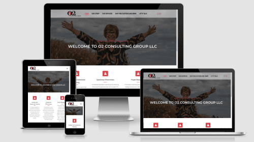 O2 Consulting Group – Consultant Website