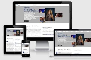 Marla Ballard Website
