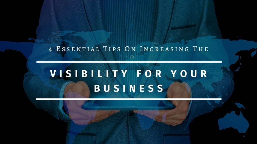 Tips to Increase Visibility
